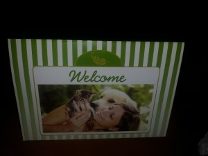 My Vet Care - Welcome Card