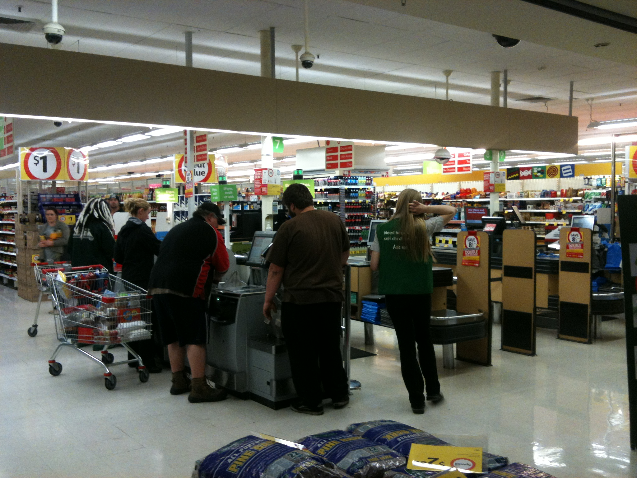 Chieftech blog: Self-service checkouts - love them or hate them ...